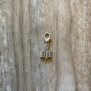 Open Book Stitch Marker