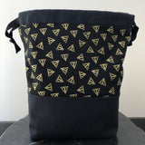 Deathly Hallows (Harry Potter) Drawstring Bag