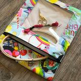 Summer Breeze Needlework Bag