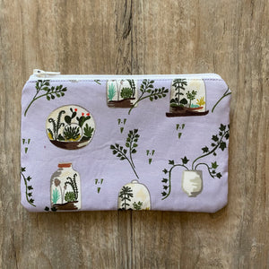 Saturday Succulents Notions Bag