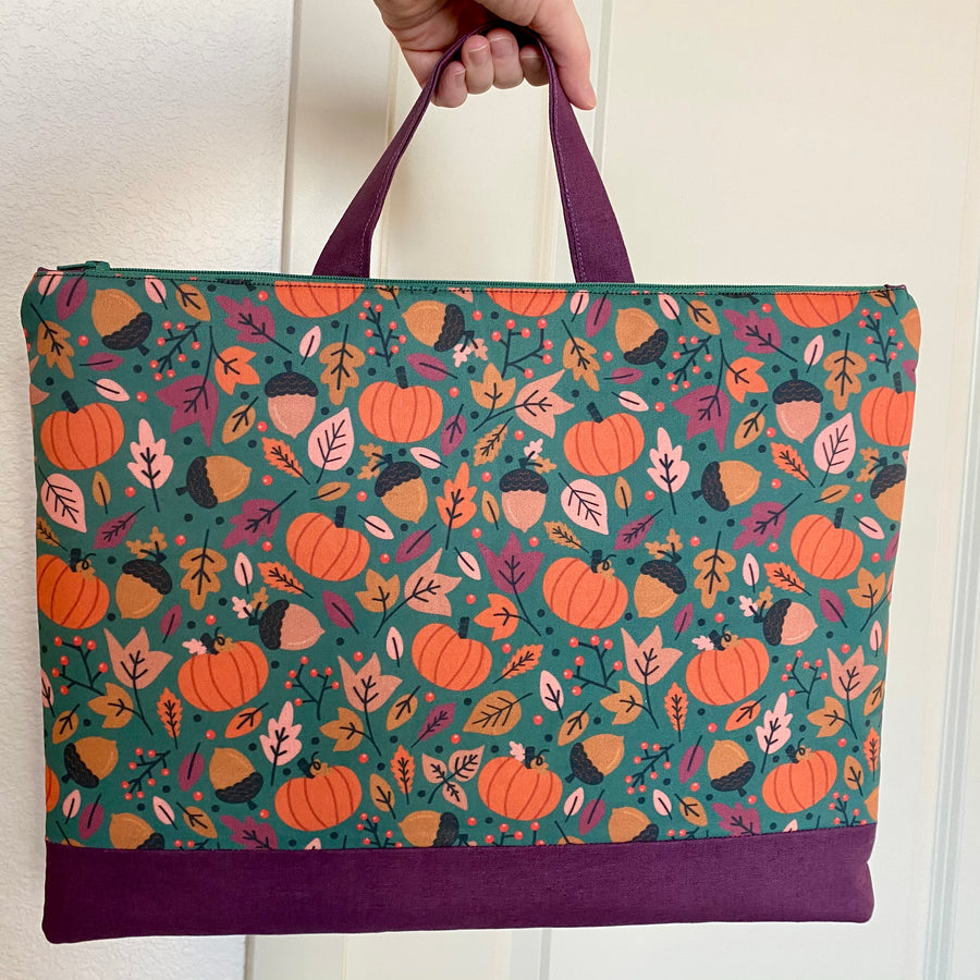 It's Always Pumpkin Season Maker's Briefcase
