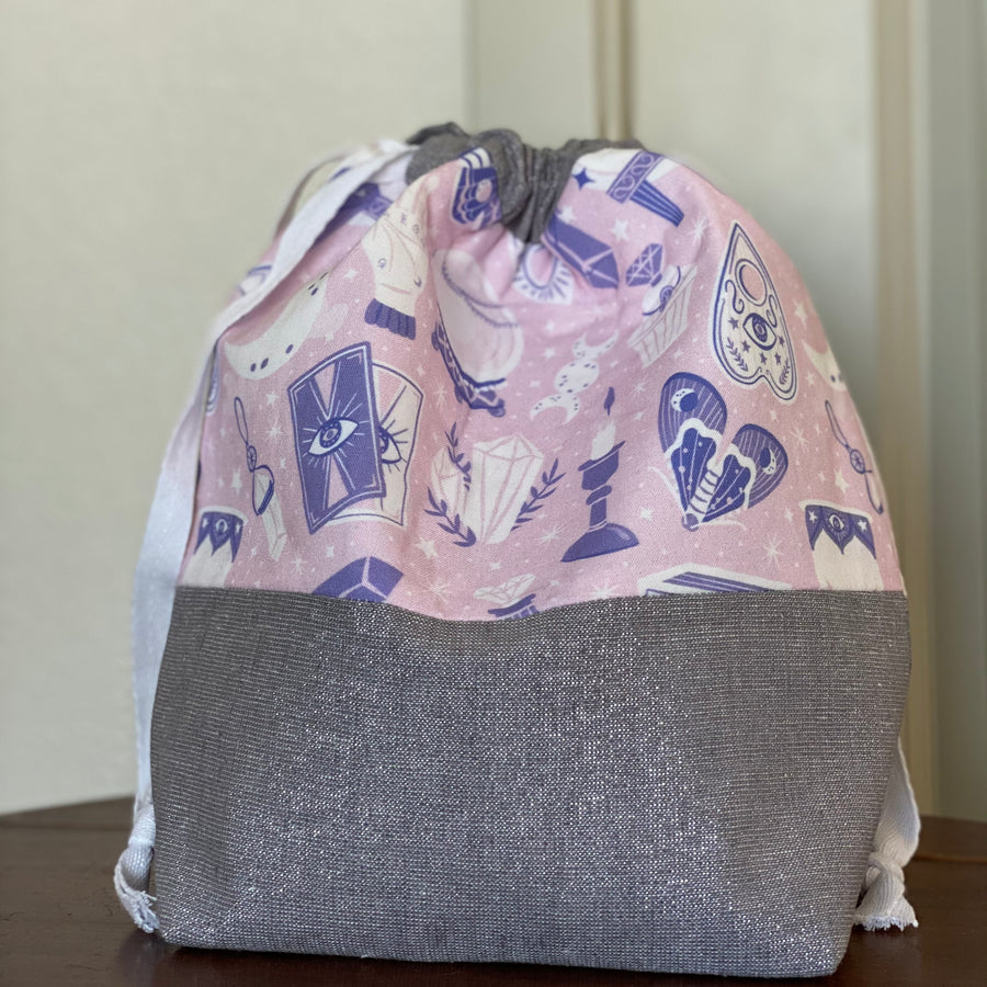 October Mystic Drawstring Bag