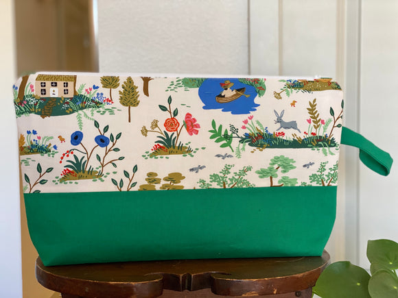English Garden Sweater Bag