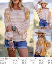 Load image into Gallery viewer, Bohemian golden Girl Top