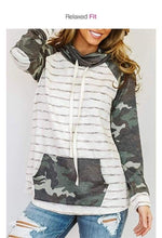 Load image into Gallery viewer, Liz Camo hoodie