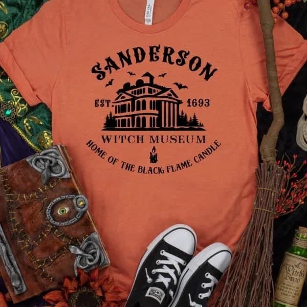 Sanderson witch museum