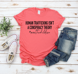 Human trafficking isn't a conspiracy theory (1)