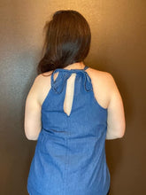 Load image into Gallery viewer, Denise Denim Top