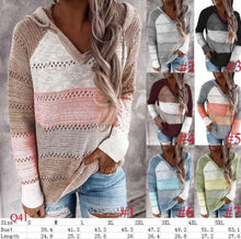 Load image into Gallery viewer, Donna's light & airy hoodie - 7 color choices