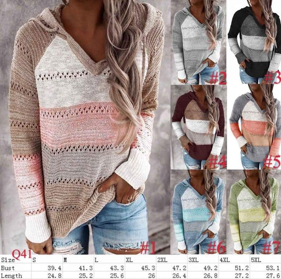 Donna's light & airy hoodie