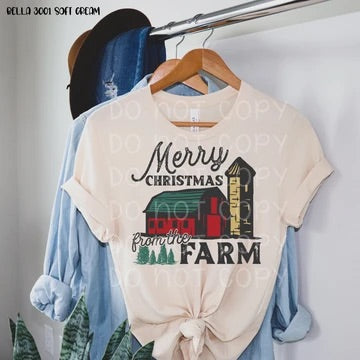 Merry Christmas from the farm (Preorder)