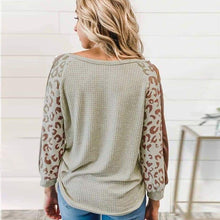 Load image into Gallery viewer, Bridgets waffle knit top