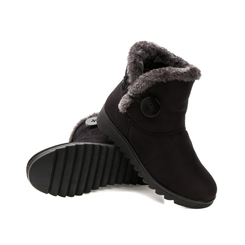 Buckle Comfortable Soft Snow Boots