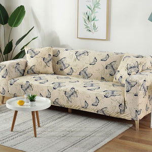 7 Colors Lamberia Printed Sofa Cover Stretch Couch Cover Sofa Slipcovers