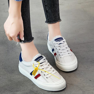 Warm Fur Lining Casual Lace Up Shoes