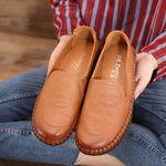 Flat bottom antiskid hand made shoes