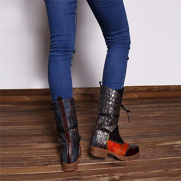 Ethnic Retro Women's Boots