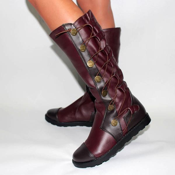 Women Premium Quality Knee-High Boots