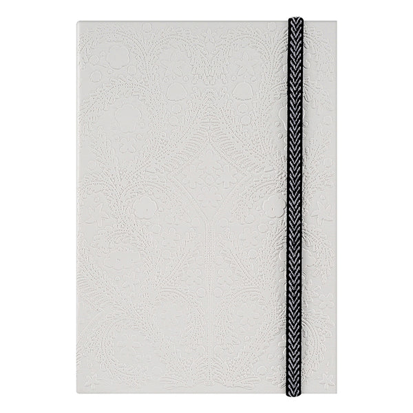 Christian Lacroix Paseo White Notebook - Medium