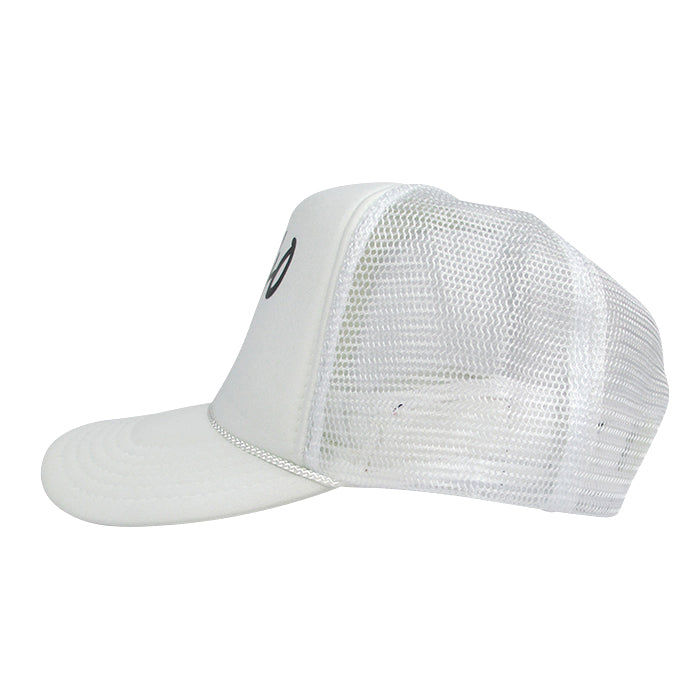 360 Hat Foam Front Round Bill