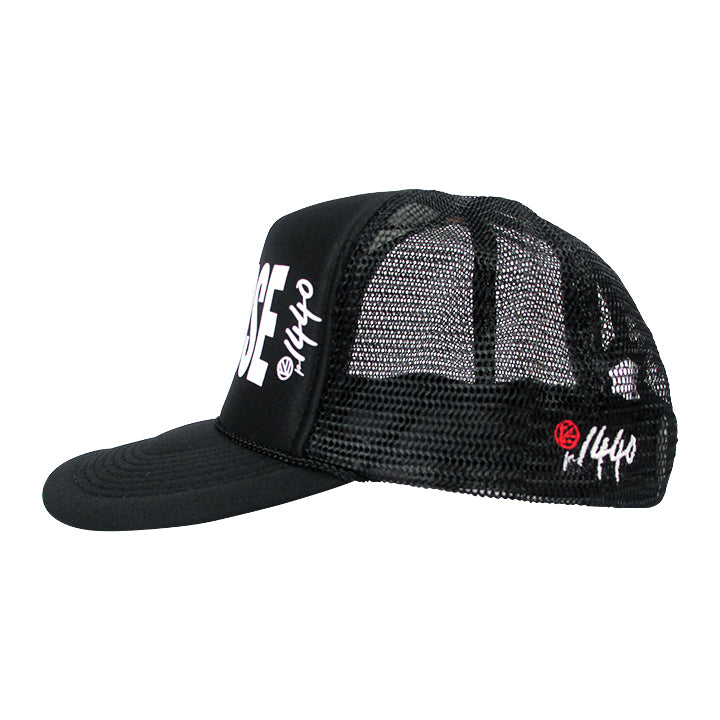 360 Hat Foam Front PURPOSE White