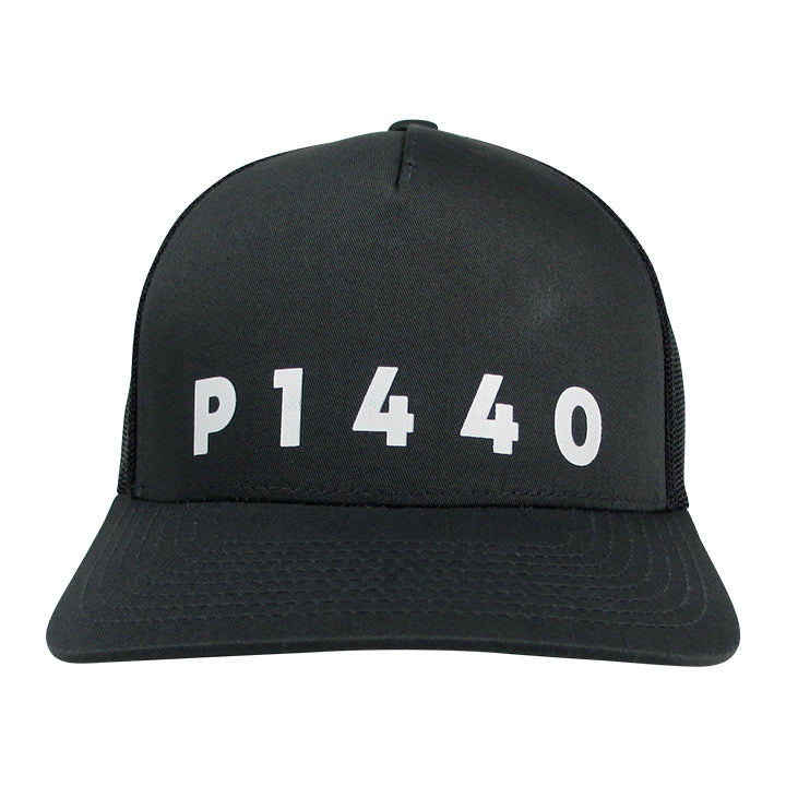 180 Hat Round Bill Mesh Back
