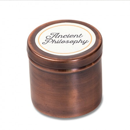 Himalayan Candle ANCIENT PHILOSOPHY Traveler Tin 4 oz