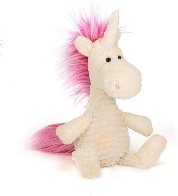 Jellycat Baggles Ursula Unicorn Stuffed Animal