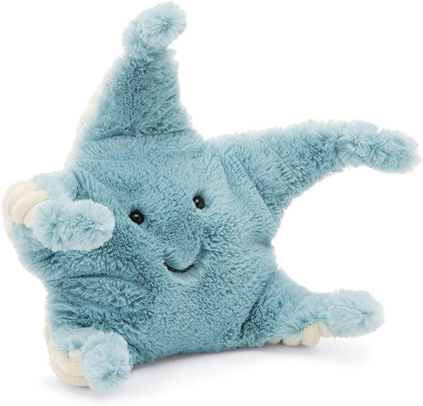 Jellycat Skye Starfish Stuffed Animal, Small