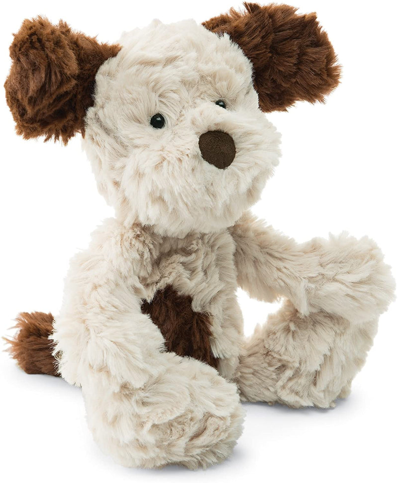 Jellycat Squiggle Puppy Stuffed Animal, Small