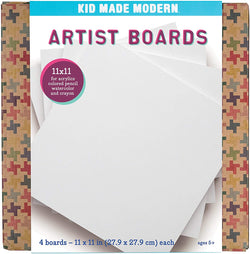 Kid Made Modern Artist Boards