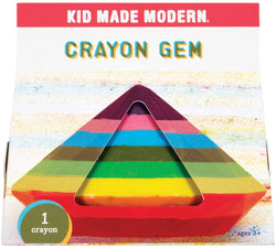 Kid Made Modern Crayon Gem