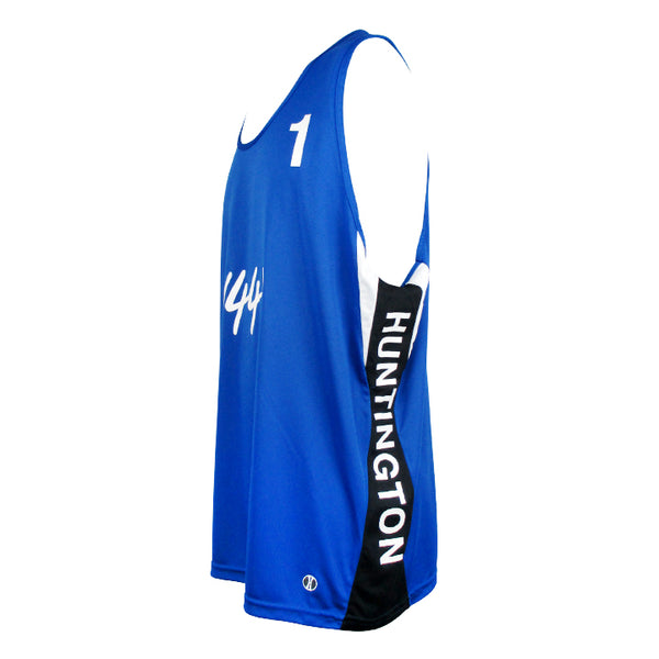 Jersey Pro Huntington #1 - Royal/Black/White