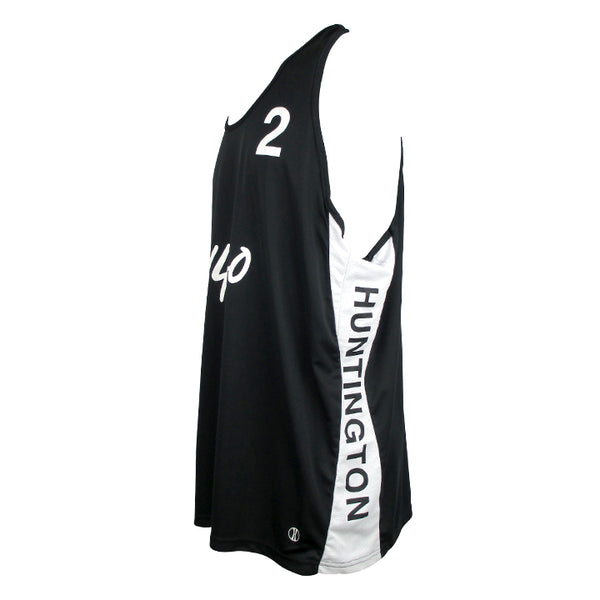 Jersey Pro Huntington #2 - Black/White/White