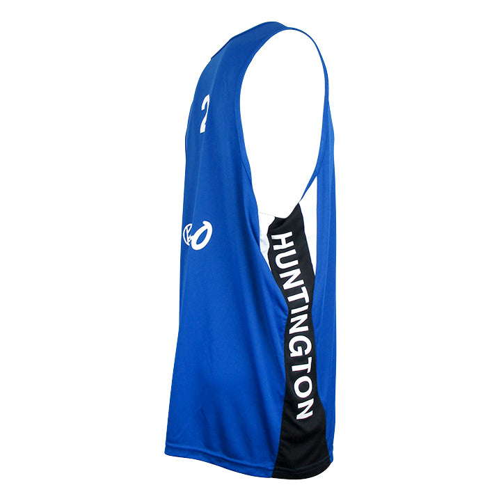 Jersey Pro Huntington #2 - Royal/Black/White