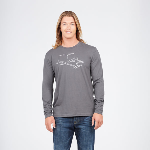 BUTTER! Long Sleeve Shirt