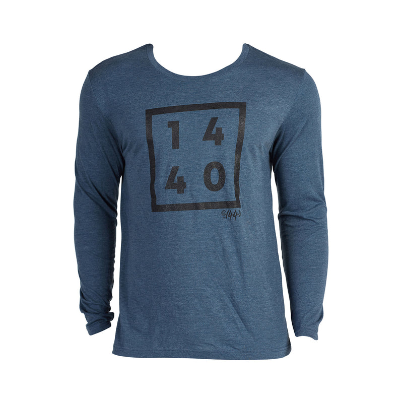 1440 Block Long Sleeve Shirt