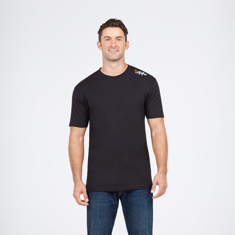 Men's Soft Cotton p1440 Logo Tee
