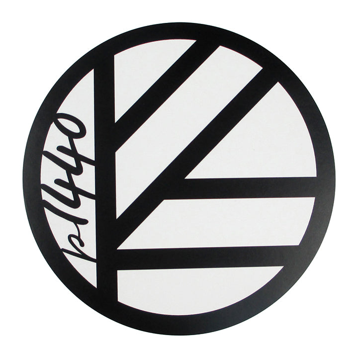 "p1440 Round 4"" Ball Sticker"