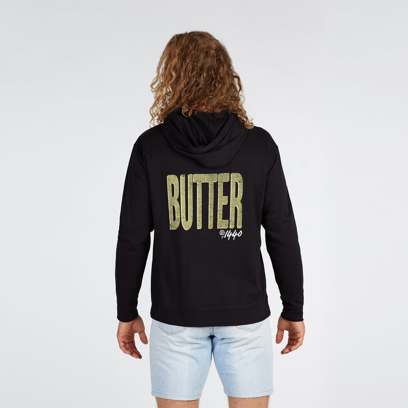 BUTTER! French Terry Pullover Hoodie