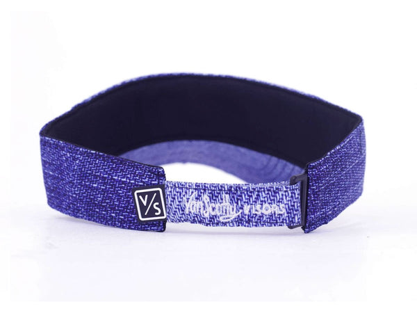 VanScotty Visor-Blue Denim