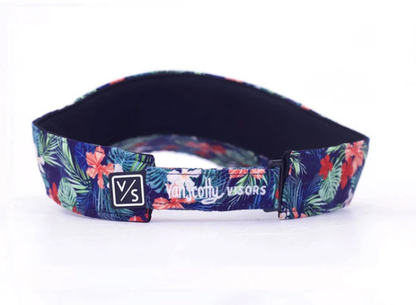 VanScotty Visor-Midnight Maui