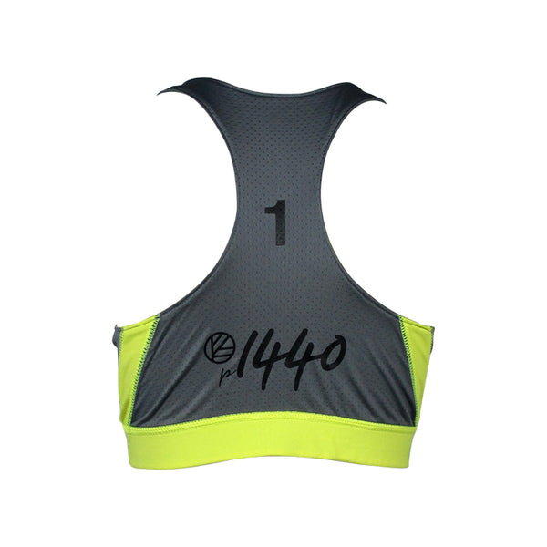 Pro Bra San Jose #1-Yellow/Graphite