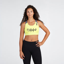Pro Bra San Jose #2-Yellow/Graphite