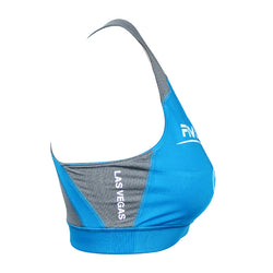 Pro Bra Las Vegas FIVB #1-Power Blue/Graphite