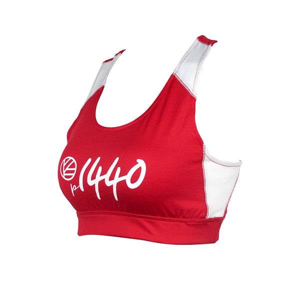 Bra p1440 - Red/White