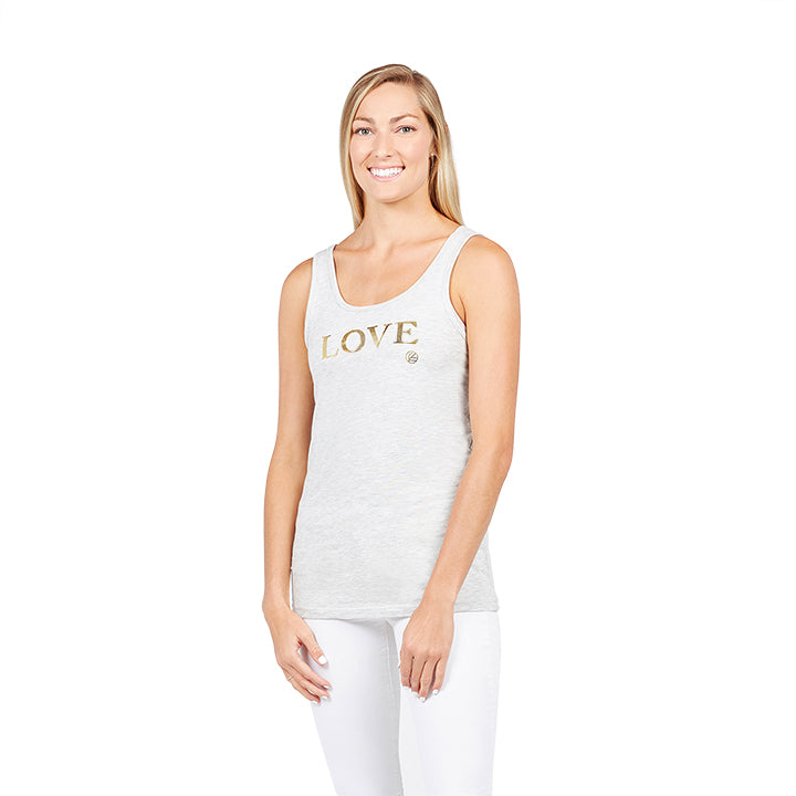 Kerri Gold LOVE Tank