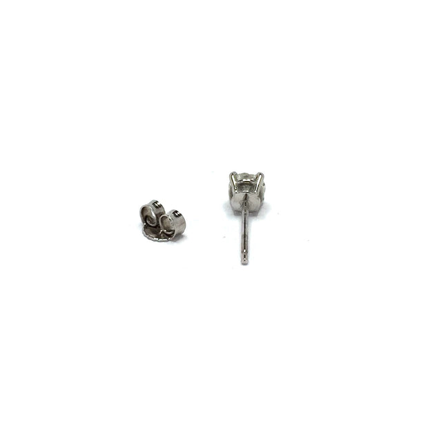 .26ct Round Brilliant Cut Diamond Stud Earring