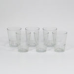 Drinking Glass - 8 pcs