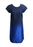 ARMANI EXCHANGE Blue Ombre Dress